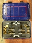 Tap and Die Set (18pc)