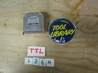 Tape Measure (12 ft)