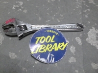 Adjustable wrench (no.6, 50mm)