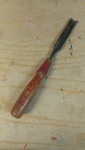 Wood Chisel 1/2""