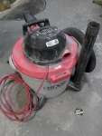 Wet Dry Vac 34 litre (Dry use only--needs special filter for wet)