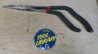 Pistol-Grip (Ergonomic) Long Nose Pliers