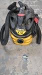4gal Wet/Dry Vacuum