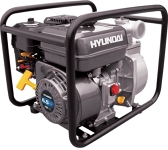 Hyundai HWP552 2-Inch 5-1/2 HP Gas Powered Water Pump