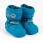 Spotty Otter Booties 0-12m