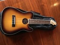 Fender Tele Ukulele