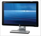 """24"""" HP Monitor HDMI, VGA and DVI ports"""