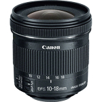 10-18mm f/4.5-5.6 Canon (EF Mount)