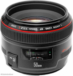 50mm f/1.2 Canon (EF Mount)