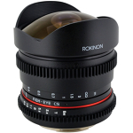 8mm (Wide Angle) f/3.5 Rokinon (EF Mount)