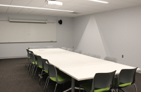 Medium Seminar Room, Room 206
