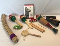 7 Piece Multicultural Rhythm Kit
