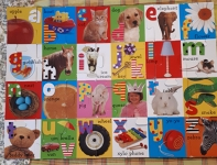 Alphabet Puzzle with pictures