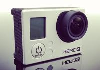 GoPro HERO3 video camera