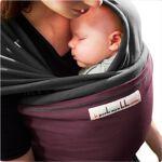Je Porte Mon Bebe Stretchy Wrap