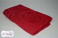 Joy & Joe Maxi Roses woven wrap - red