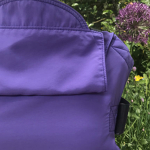 Integra Solar toddler carrier - Ultra Violet