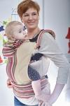 LennyLamb Toddler full buckle - Cream