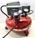 Air Compressor, 2HP, 6 gal