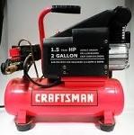 Air Compressor 3 gal