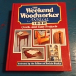 The Weekend Woodworker Annual 1992
