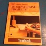 Woodworking Projects 1991 Yearbook