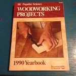 Woodworking Projects 1990 Yearbook