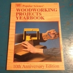Woodworking Projects Yearbook 10th Anniversary Ed.