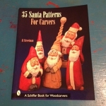 55 Santa Patterns for Carvers
