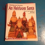 Carving and Painting an Heirloom Santa