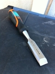 "25mm (1"") wood chisel"
