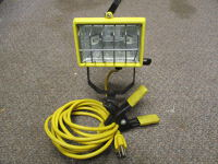 Work Light with Clamp