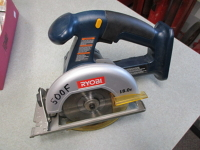 Battery Powered Circular Saw