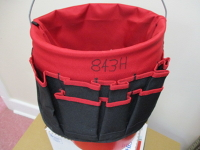 5 Gallon Bucket w/Tool Caddy