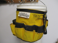 5 Gallon Bucket w/ Tool Caddy
