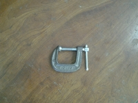 1-inch C-Clamp