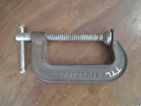 4 1/2-inch c-clamp