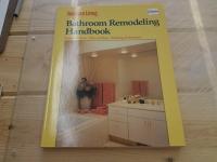 Bathroom Remodeling Handbook