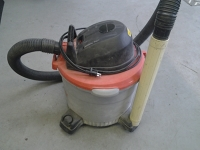 34 liter shop vacuum