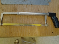 12-inch hack saw