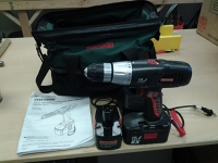 1/2 in., 19.2 V cordless drill-driver