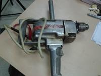 Heavy duty reversible 1/2-inch drill