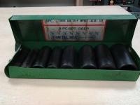 3/8-inch Drive Air Deep Impact Socet Set