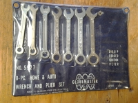 8-pc Home & Auto Wrench Set