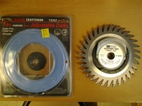 7-inch Adjustable Dado blade for Table or Radial Arm Saw