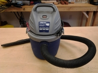 2.5 Gallon Wet Dry Vacuum