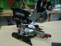 Craftsman 7-1/4-inch Sliding Compound Miter Saw