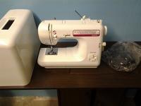 White 979 sewing machine