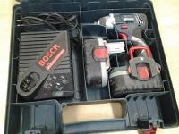 Bosch impact driver 18v