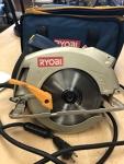 7.25-inch Ryobi Circular Saw